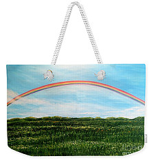 Still Searching For Somewhere Over The Rainbow? Weekender Tote Bag