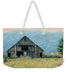 Still Standing Weekender Tote Bag by Bonnie Mason