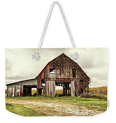 Still Standing Ohio Barn  Weekender Tote Bag