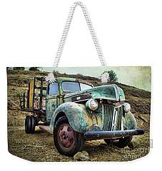 Still Truckin' Weekender Tote Bag