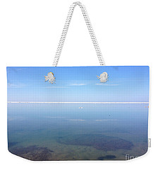 Still Tranquil Waters Weekender Tote Bag