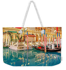 Still Waters Weekender Tote Bag by Az Jackson