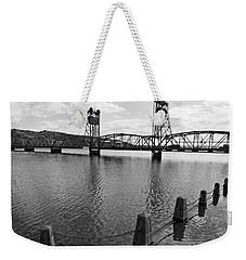 Still Waters In Stillwater Weekender Tote Bag