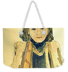 Still Youthful Weekender Tote Bag