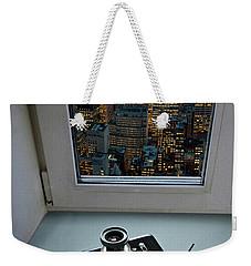 Stilllife With Leica Camera Weekender Tote Bag