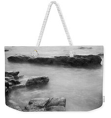 Weekender Tote Bag featuring the photograph Stillness And Strength by Parker Cunningham