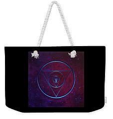 Stillness Weekender Tote Bag