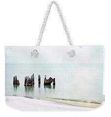 Stillness In The Mist Weekender Tote Bag