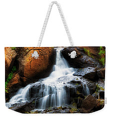 Stillness Weekender Tote Bag