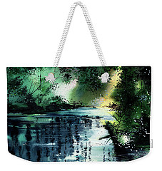 Stillness Speaks 2 Weekender Tote Bag