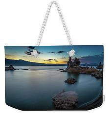 Stillness...mono Lake Weekender Tote Bag