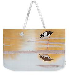 Stilt A L'orange Weekender Tote Bag