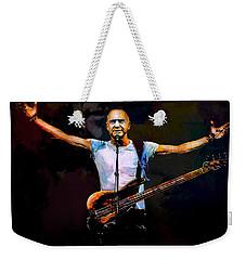 Sting 1 Weekender Tote Bag