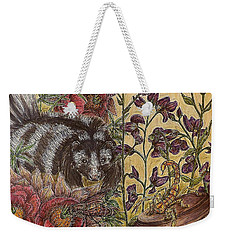 Stings Like A Bee Weekender Tote Bag