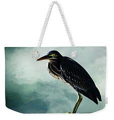 Stink Eye Weekender Tote Bag by Cyndy Doty