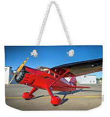 Stinson Reliant Rc Model 03 Weekender Tote Bag