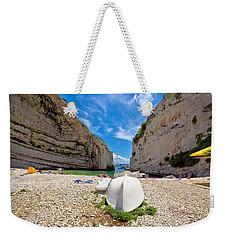 Stinva Bay Beach Summer View Weekender Tote Bag