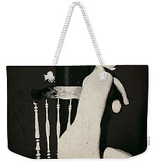 Stired  Weekender Tote Bag by Jessica Shelton