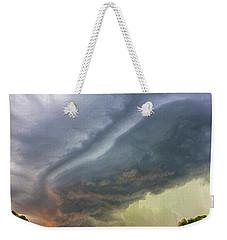 Stirred Up Sunset Weekender Tote Bag