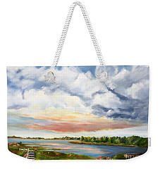 Stoker's  Swift Creek Weekender Tote Bag