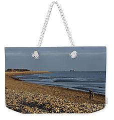 Stokes Bay England Weekender Tote Bag