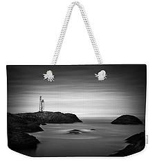 Stokksnes Lighthouse Weekender Tote Bag