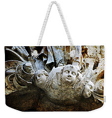 Stone Angels Weekender Tote Bag
