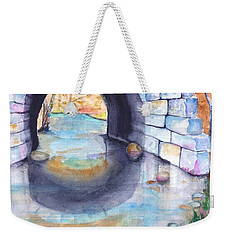 Stone Arch Bridge Dunstable Weekender Tote Bag