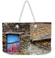 Stone By Stone Weekender Tote Bag by Edgar Laureano