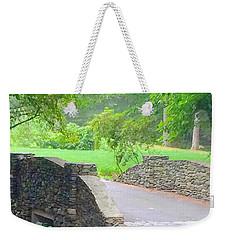 Stone Carriage Road Weekender Tote Bag