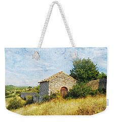 Provence Countryside Weekender Tote Bag