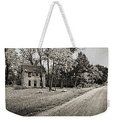 Stone House Road Weekender Tote Bag