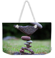 Stone Insect Weekender Tote Bag