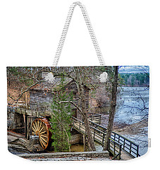 Stone Mountain Park In Atlanta Georgia Weekender Tote Bag