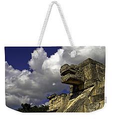 Stone Sky And Clouds Weekender Tote Bag