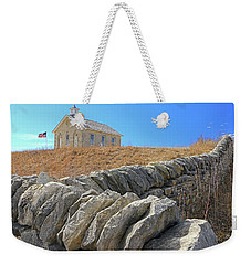 Stone Wall Education Weekender Tote Bag