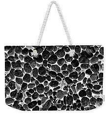 Stoned Weekender Tote Bag by John Stephens