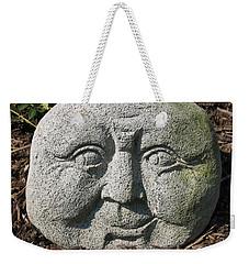 Stoneface Weekender Tote Bag