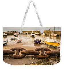 Stonehaven Chain Weekender Tote Bag