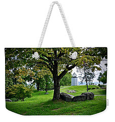 Stony Point Landscape Weekender Tote Bag