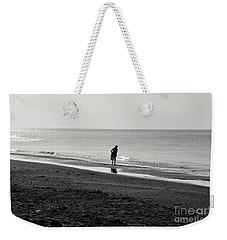 Stooping Weekender Tote Bag
