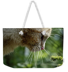 Stop And Smell The Flowers 9433a Weekender Tote Bag