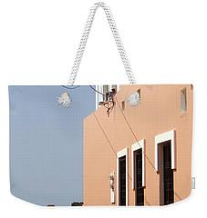 Stop Before The Sentry Weekender Tote Bag