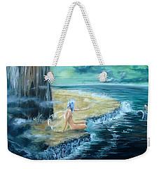 Stop In The Name Of Gaia Weekender Tote Bag