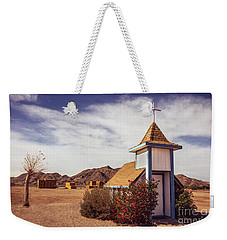 Stop Rest Worship Weekender Tote Bag by Robert Bales