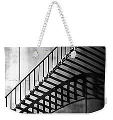 Storage Stairway Weekender Tote Bag