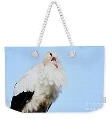 Storck Closeup Weekender Tote Bag