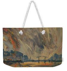 Storm 18012018 Amstel Amsterdam Weekender Tote Bag