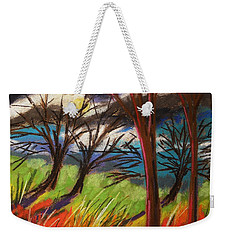 Storm Approaching Fast Weekender Tote Bag