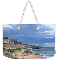Storm Approaching Porthleven Weekender Tote Bag